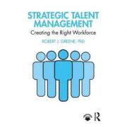Strategic Talent Management - Robert J. Greene