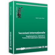 Succesiuni internationale - Ioan-Luca Vlad