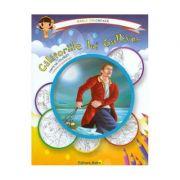 Calatoriile lui Gulliver: carte de colorat + poveste. Carla coloreaza