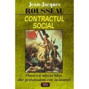 Contractul social – Jean Jacques Rousseau