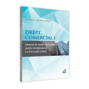 Drept comercial I. Manual de studiu individual pentru invatamantul cu frecventa redusa - Rodica Diana Apan
