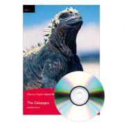 English Active Readers Level 1. The Galapagos Book + CD - Izabella Hearn