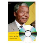 English Active Readers Level 2. Nelson Mandela Book + CD - Coleen Degnan-Veness