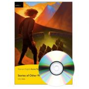 English Active Readers Level 2. Stories of Other Worlds Book + CD - H. G. Wells