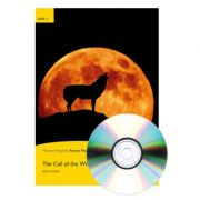 English Active Readers Level 2. The Call of the Wild Book + CD - Jack London
