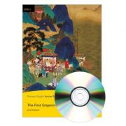English Active Readers Level 2. The First Emperor Of China Book + CD - Jane Rollason