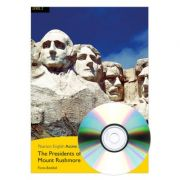 English Active Readers Level 2. The Presidents of Mount Rushmore Book + CD - Fiona Beddall