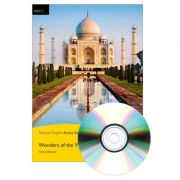 English Active Readers Level 2. Wonders of The World Book + CD - Vicky Shipton