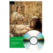 English Active Readers Level 3. Frankenstein Book + CD - Mary Shelley