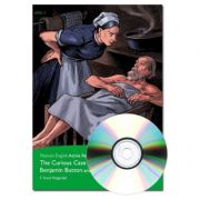 English Active Readers Level 3. The Curious Case of Benjamin Button Book + CD - F. Scott Fitzgerald