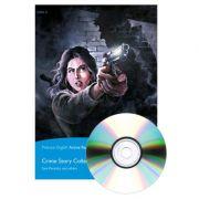 English Active Readers Level 4. Crime Story Collection Book + CD - Sara Paretsky