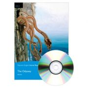 English Active Readers Level 4. The Odyssey Book + CD - Homer