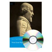 English Active Readers Level 4. Three Great Plays of Shakespeare Book + CD - William Shakespeare