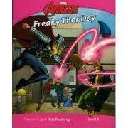 English Kids Readers Level 2. Marvel's Avengers Freaky Thor Day - Coleen Degnan-Veness