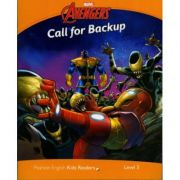 English Kids Readers Level 3. Marvel Avengers. Call for Backup - Marie Crook