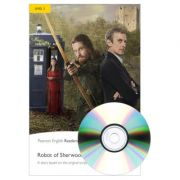 English Readers Level 2. Doctor Who. The Robot of Sherwood Book + CD - Mark Gatiss