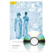 English Readers Level 2. Persuasion Book + CD - Jane Austen