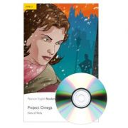 English Readers Level 2. Project Omega Book + CD - Elaine O'Reilly