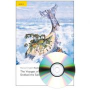 English Readers Level 2. The Voyages of Sindbad the Sailor Book + CD - Pauline Francis