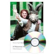 English Readers Level 3. A Midsummer Night's Dream Book + CD - William Shakespeare