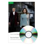 English Readers Level 3. Doctor Who. Face the Raven Book + CD - Nancy Taylor