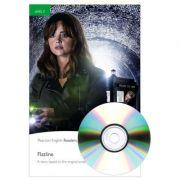English Readers Level 3. Doctor Who. Flatline Book + CD - Jamie Matheson