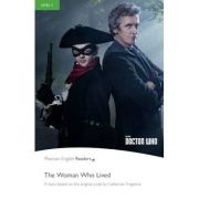 English Readers Level 3 Doctor Who. The Woman Who Lived - Chris Rice