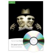 English Readers Level 3. Dr Jekyll and Mr Hyde Book + CD - Robert Louis Stevenson