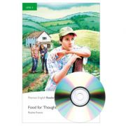 English Readers Level 3. Food for Thought Book + CD - Pauline Francis