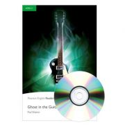 English Readers Level 3. Ghost in the Guitar Book + CD - Paul Shipton
