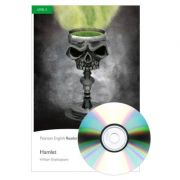English Readers Level 3. Hamlet Book + CD - William Shakespeare