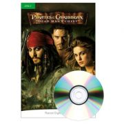 English Readers Level 3. Pirates of the Caribbean Dead Man's Chest Book + CD - Karen Holmes