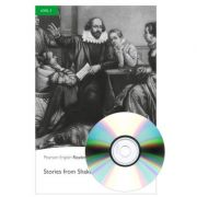 English Readers Level 3. Stories from Shakespeare Book + CD - William Shakespeare