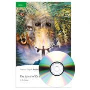 English Readers Level 3. The Island of Dr Moreau Book + CD - H. G. Wells