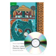 English Readers Level 3. The No. 1 Ladies' Detective Agency Book + CD - Alexander McCall Smith