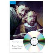 English Readers Level 4. Doctor Faustus Book + CD - Christopher Marlowe