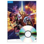 English Readers Level 4. Marvel The Guardians of the Galaxy 2 Book + CD - Lynda Edwards