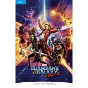 English Readers Level 4 Marvel. The Guardians of the Galaxy 2 - Lynda Edwards