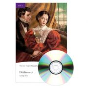 English Readers Level 5. Middlemarch Book + CD - George Eliot