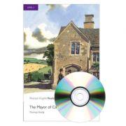 English Readers Level 5. The Mayor of Casterbridge Book + CD - Thomas Hardy