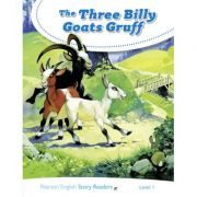 English Story Readers Level 1. The Three Billy Goats Gruff