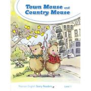 English Story Readers Level 1. Town Mouse and Country Mouse