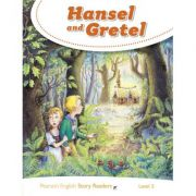 English Story Readers Level 3. Hansel and Gretel