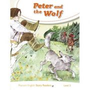 English Story Readers Level 3. Peter and the Wolf