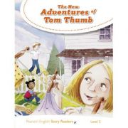 English Story Readers Level 3 The New Adventures of Tom Thumb
