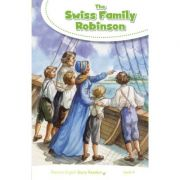 English Story Readers Level 4. The Swiss Family Robinson