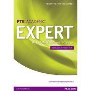 Expert Pearson Test of English Academic B1 Coursebook with MyEnglishLab
