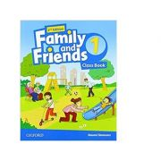 Family and Friends: Level 1: Class Book (second edition) - Naomi Simmons