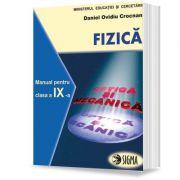 Fizica. Manual pentru clasa a IX-a - Daniel Ovidiu Crocnan