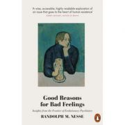 Good Reasons for Bad Feelings. Insights from the Frontier of Evolutionary Psychiatry - Randolph M. Nesse